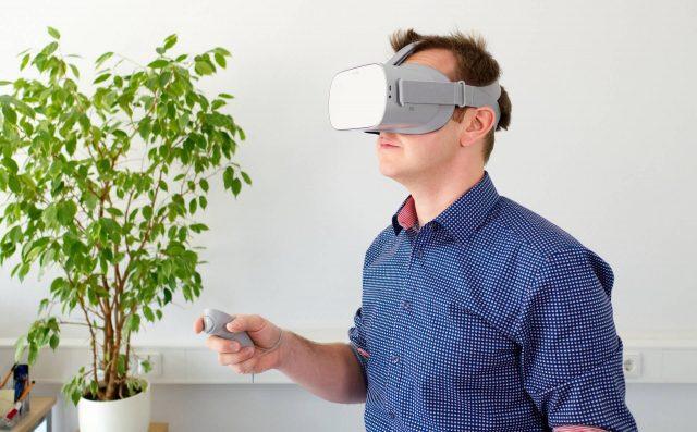 sprzęt do wirtualnej rzeczywistości