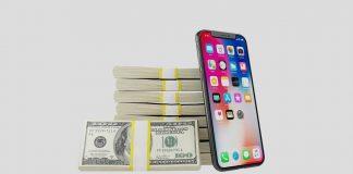 smartfon do 500