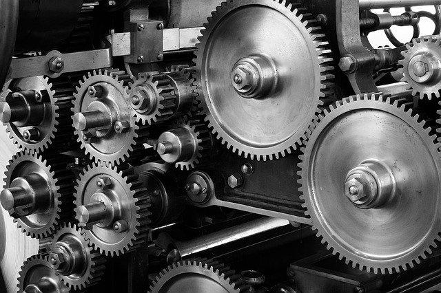 Typy robotów przemysłowych